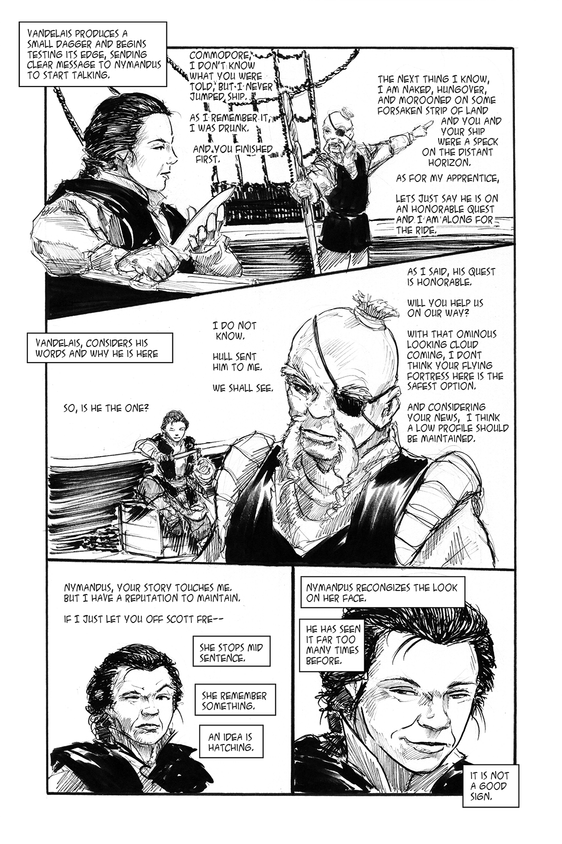 Champions Challenge Pg 107 By Don Higgins