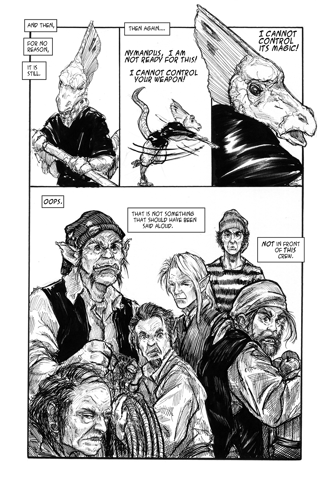 Champions Challenge Pg 112 by Don Higgins