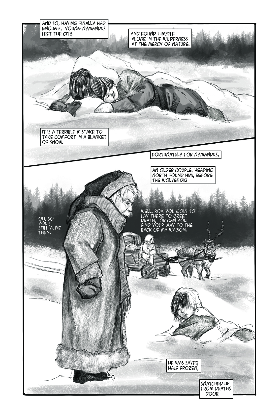 Champion's Challenge Holiday Annual Pg 4