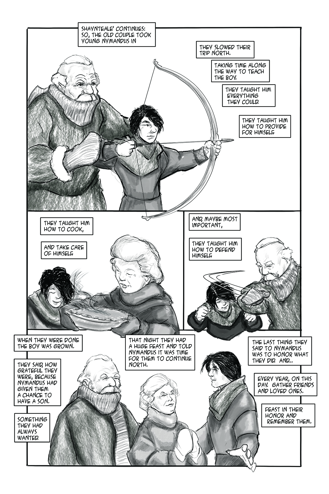 Champions Challenge Holiday Annual Pg 5